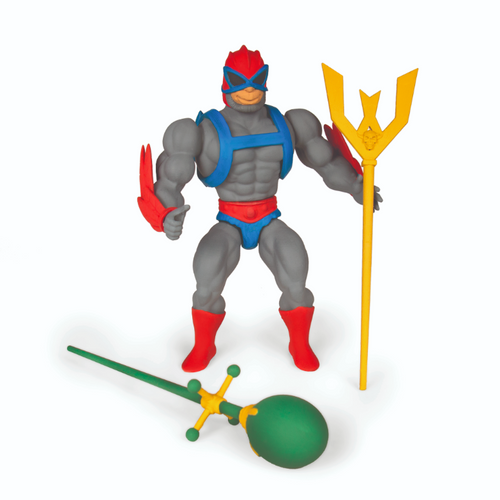 Masters of the Universe Stratos Vintage Figure