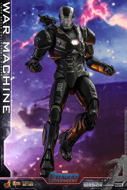hot toys avengers endgame war machine