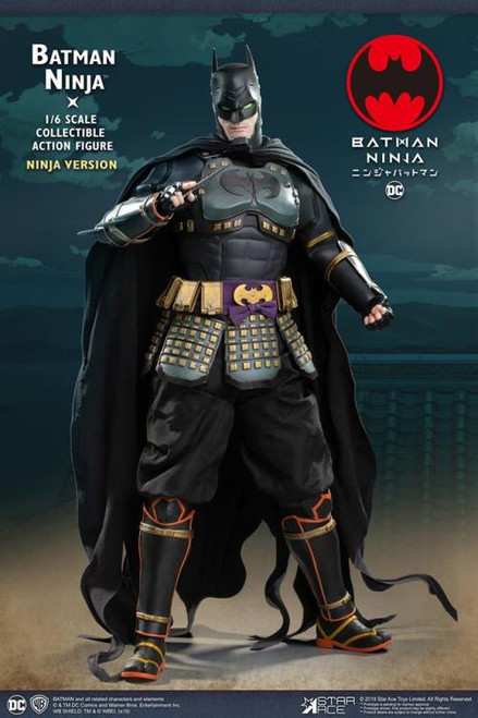 Ninja Batman (Ninja Version) 1:6 Scale Figure