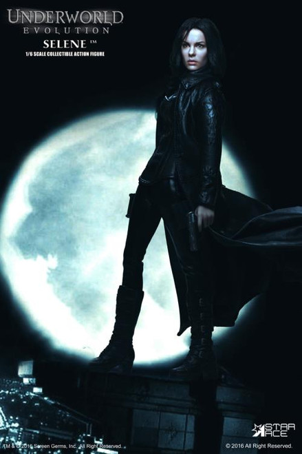 Underworld 2: Evolution Selene (Blue Eyes Ver.) 1:6 Scale Figure