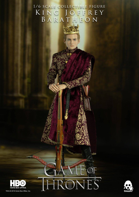 threezero game of thrones joffrey
