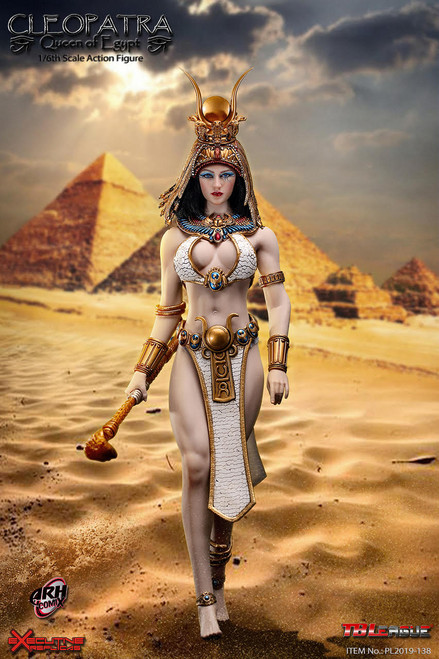 Cleopatra Queen of Egypt 1:6 Scale Figure