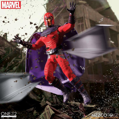 One:12 Collective Magneto Figure