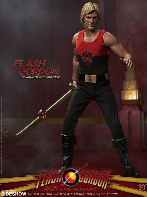 Flash Gordon - Saviour of the Universe 1:6 Scale Figure