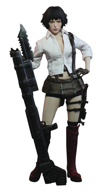 Devil May Cry III Lady 1:6 Scale Figure