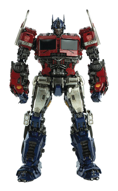 Transformers Optimus Prime DLX Scale Figure