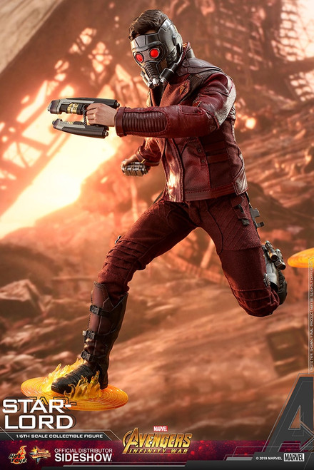 hot toys infinity war star lord