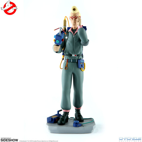 The Real Ghostbusters Egon Spengler Statue