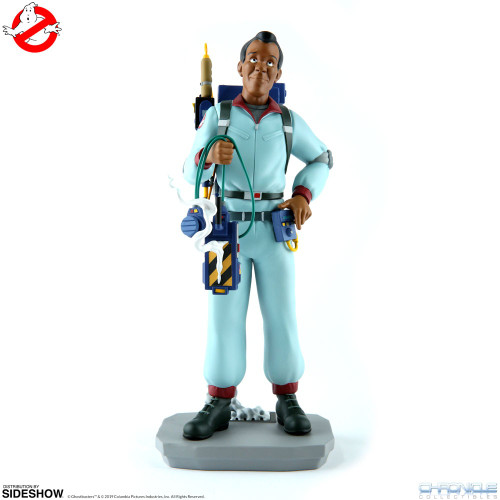 The Real Ghostbusters Winston Zeddemore Statue