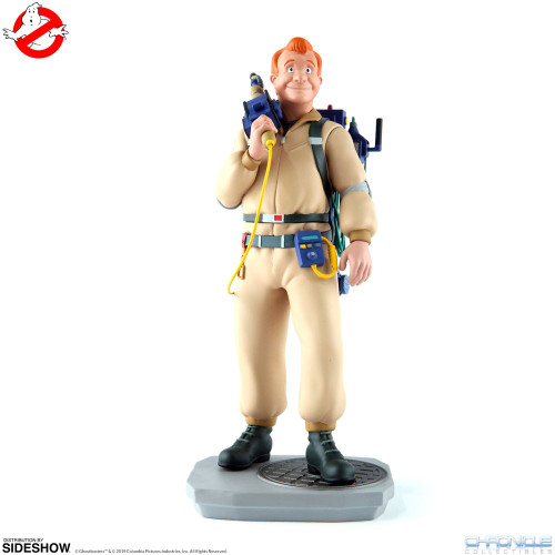 The Real Ghostbusters Ray Stantz Statue