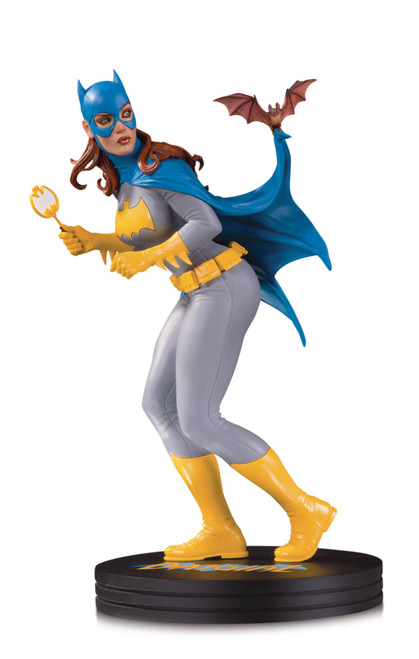 DC Cover Girls Batgirl Statue by Frank Cho