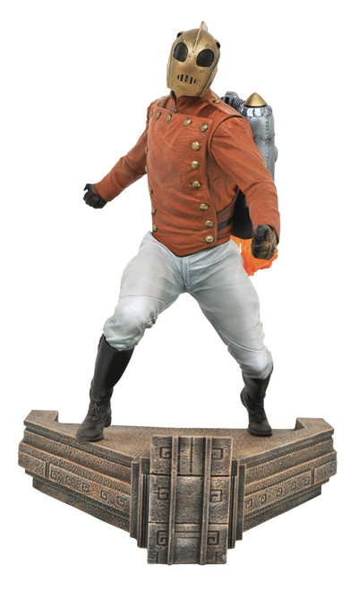 Mondo Rocketeer and Betty Statue - Alter Ego Comics
