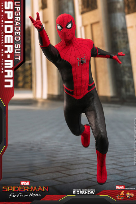 Hot Toys Spider-Man Upgraded Suit
