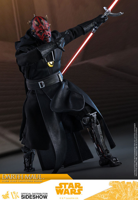hot toys darth maul solo star wars story