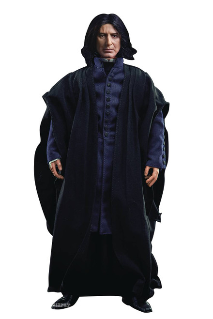 Harry Potter and the Half Blood Prince Severus Snape 1:6 Scale Figure