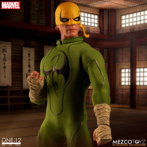 mezco one 12 iron fist