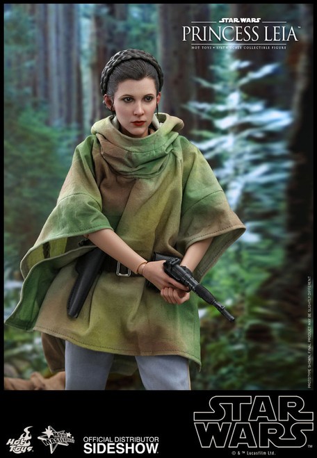 Star Wars: Return of the Jedi Princess Leia 1:6 Scale Figure