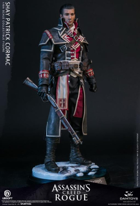 Assassin's Creed Shay Patrick Cormac 1:6 Scale Figure
