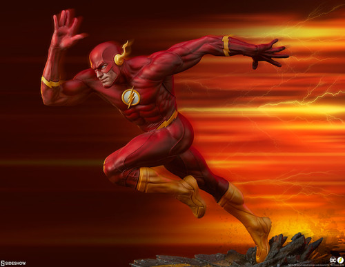 Sideshow Collectibles Flash Premium Format Figure