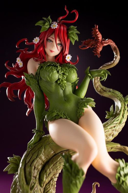 DC Comics Bishoujo Poison Ivy Returns Statue
