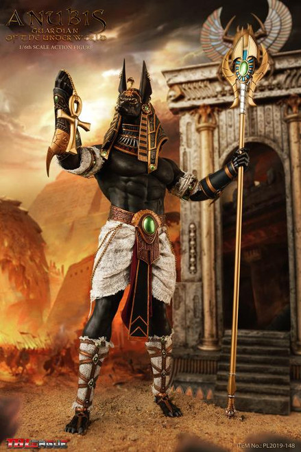 Anubis Guardian of the Underworld 1:6 Scale Figure
