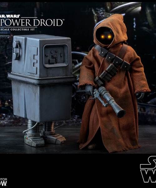 hot toys jawa power droid