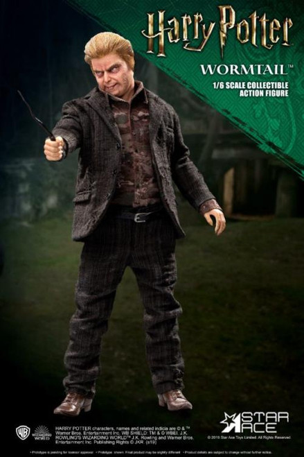 Harry Potter and the Goblet of Fire Wormtail 1:6 Scale Figure