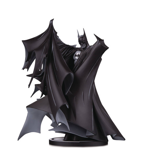 Batman Black and White Statue by Todd McFarlane