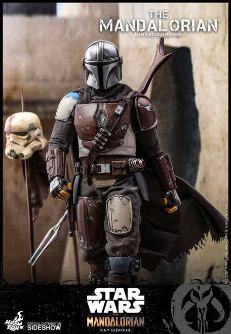 hot toys the mandalorian