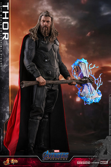 hot toys endgame thor