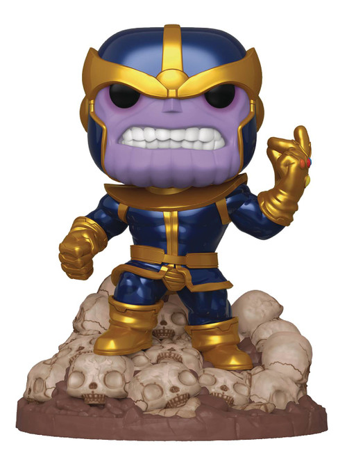 funko thanos snap previews exclusive pop