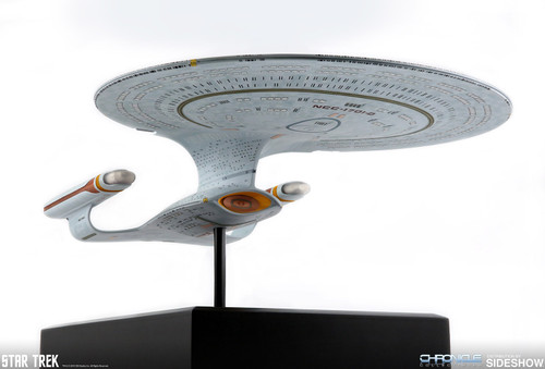 chronicle collectibles uss enterprise d