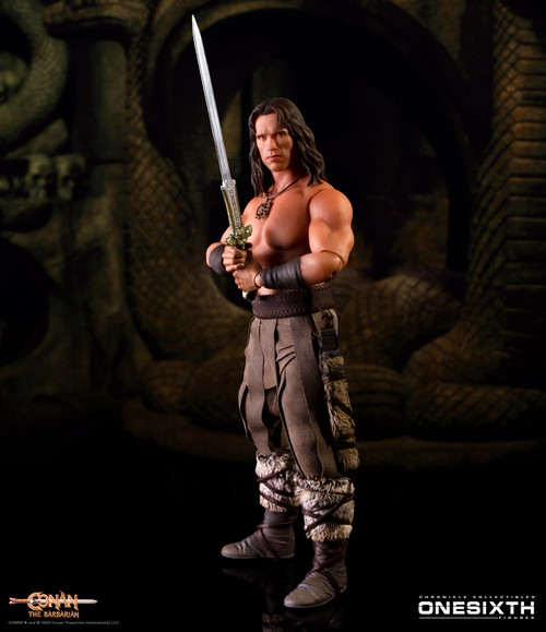 Conan the Barbarian 1:6 Scale Figure