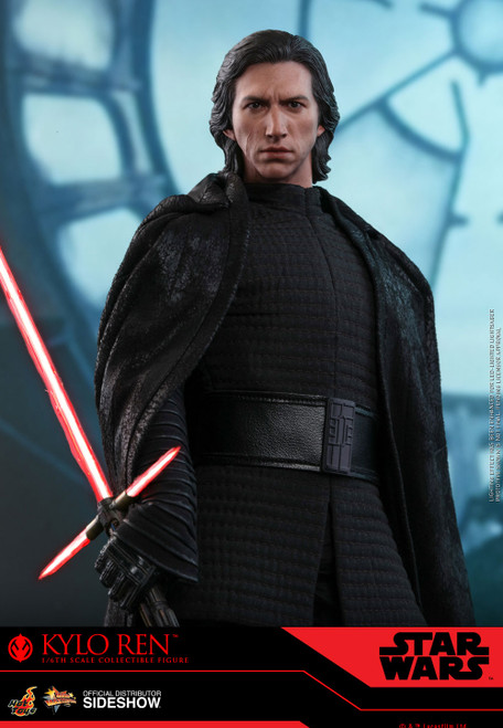hot toys rise of skywalker kylo ren