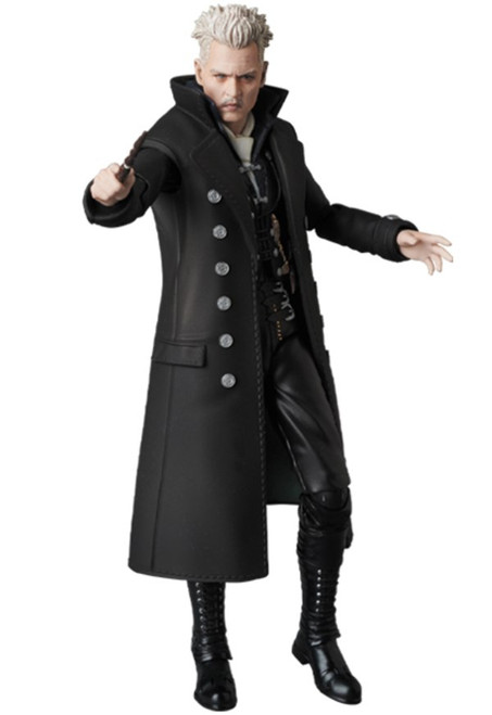 Medicom Toy Corporation Fantastic Beasts Grindelwald MAFEX Figure
