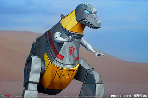PCS Collectibles Grimlock Statue