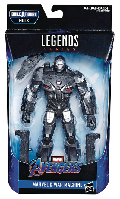 hasbro marvel legends avengers endgame war machine