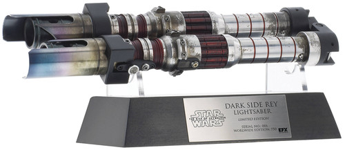 EFX Inc. Star Wars Episode 9 Dark Side Rey Limited Edition 1:1 Scale Lightsaber