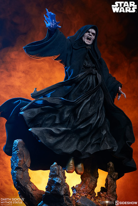 Sideshow Collectibles Darth Sidious Mythos Statue