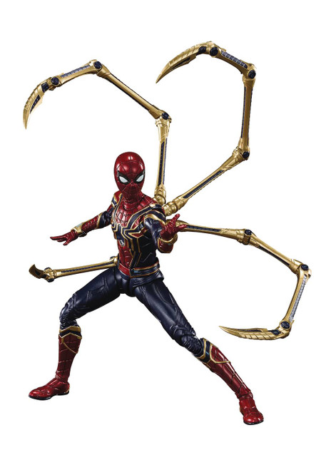 Tamashii Nations Avengers Endgame Final Battle Iron Man S.H. Figurearts