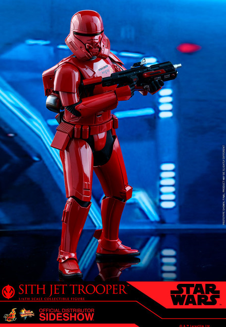 Hot Toys The Rise of Skywalker Sith Jet Trooper 1:6 Scale Figure
