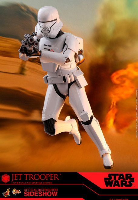 Hot Toys The Rise of Skywalker Jet Trooper 1:6 Scale Figure