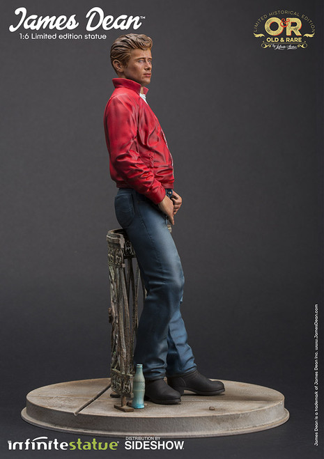 Infinite Statue James Dean 1:6 Scale Statue
