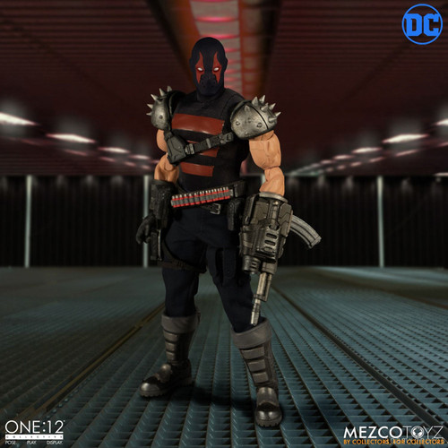 Mezco Toyz One:12 Collective KGBeast Figure