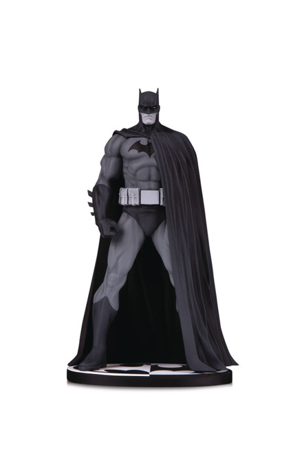 DC Comics Batman Black and White Version 3 Statue by Jim Lee