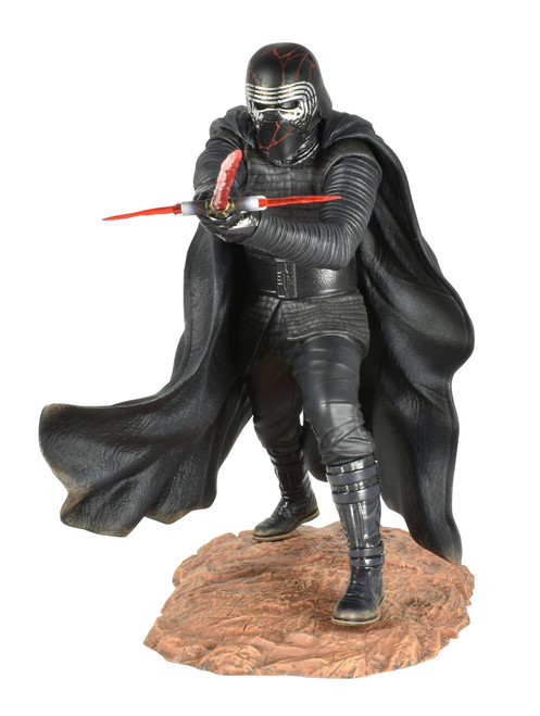 Diamond Select Toys Star Wars Premier Collection Episode 9 Kylo Ren Statue