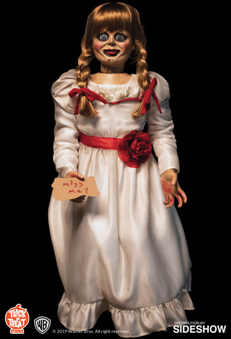 trick or treat studios conjuring annabelle doll