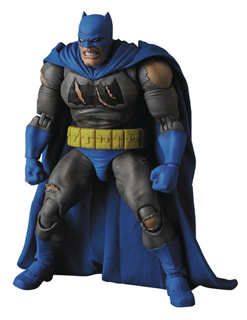 Medicom Toys The Dark Knight Returns Triumphant Batman MAFEX Figure