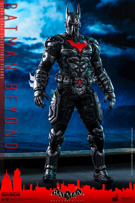 hot toys batman beyond