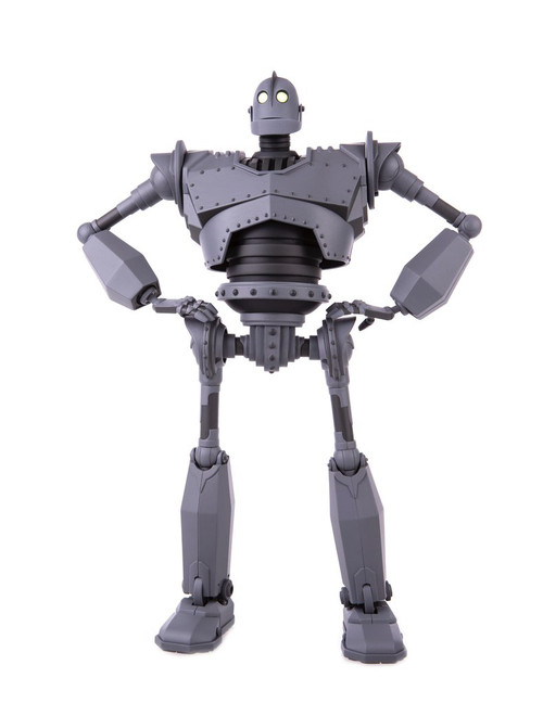 mondo iron giant mecha figure